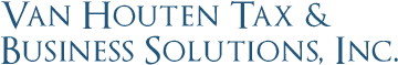 Van Houten Tax & Business Solutions, Inc.